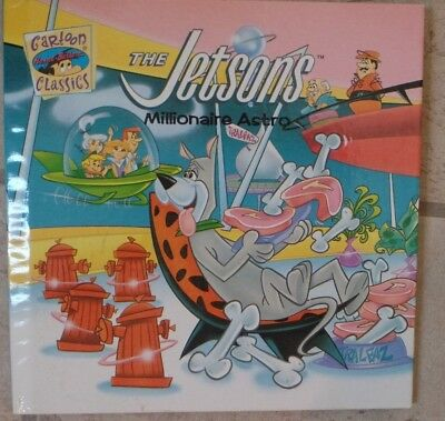 The Jetsons Millionaire Astro - Hanna-Barbera Cartoon Classics Book 1995 NEW