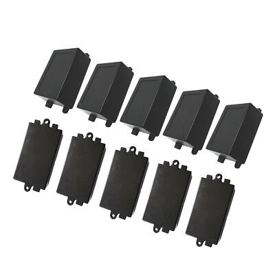 10 Pieces ABS Plastic Enclosure Small Project Box For Relay Module S+L
