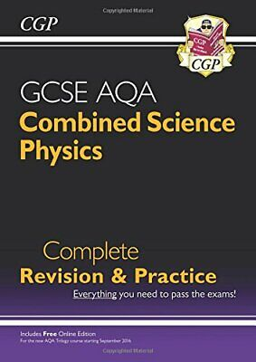 New 9-1 GCSE Combined Science: Physics AQA Higher Complete Revis... by CGP Books