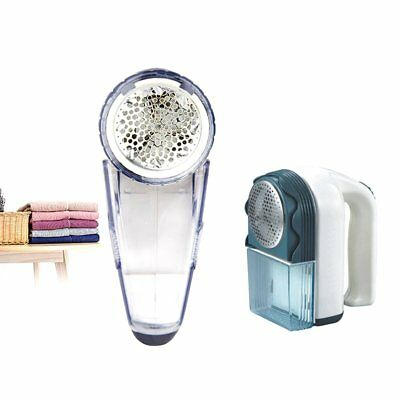 Portable Lint Remover Accessories Jumbo Electric Pilling Fluff Clothes Shaver TU