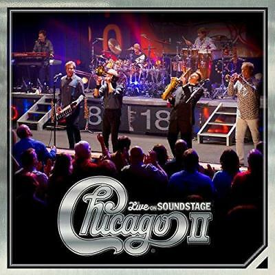 Chicago - Chicago II (2) - Live On Soundstage (NEW CD+DVD)