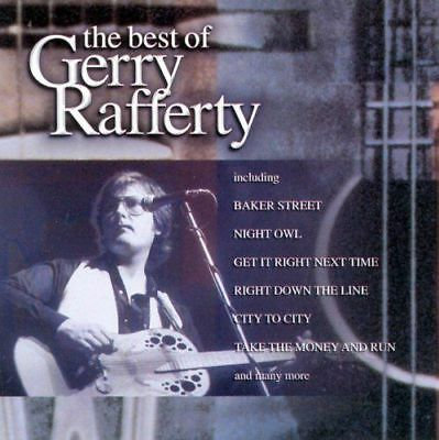 GERRY RAFFERTY THE BEST OF CD (1997) (Greatest Hits)