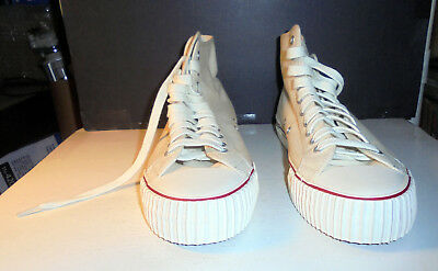 e2171b022ac1 PF Flyers Archival Reissue Natural Mens Size 11 Athletic Shoes in Original  Box