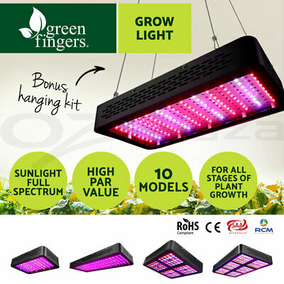 Greenfingers 300W 450W 600W 2000W LED Grow Light Full Spectrum Indoor Tent Kits