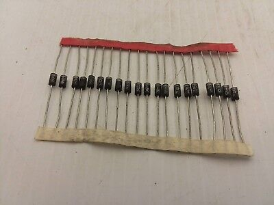 Gp15D Silicon Diode (Lot Of 20) Nnb