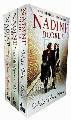 The Four Streets Trilogy 3 Book Collection Set Ballymara Road by Nadine Dorries