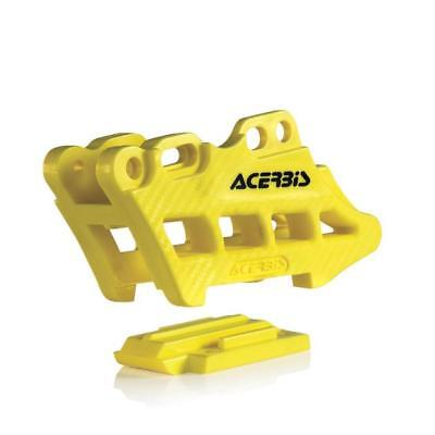 Acerbis Chain Guide Block 2.0 Yellow #2410980005 Suzuki