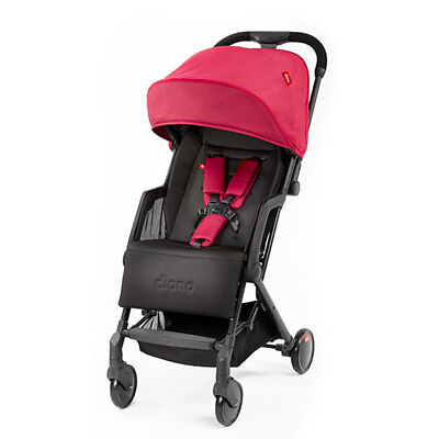 """Diono Traverze Compact Travel Stroller Pink """"Silver Collection"""" New! Free Ship!"""