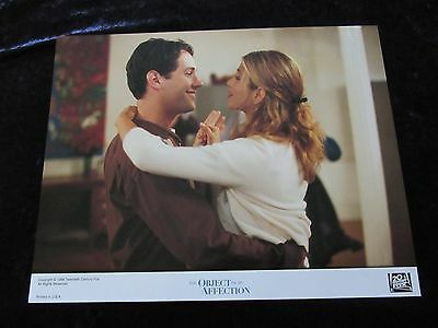 THE OBJECT OF MY AFFECTION lobby card # 6 PAUL RUDD, JENNIFER ANISTON