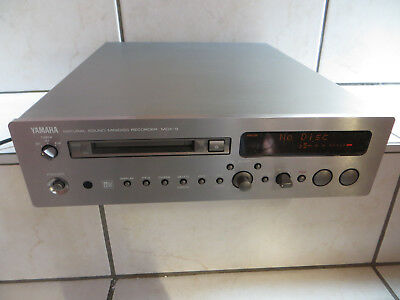 YAMAHA Minidisc MD-Recorder MDX-9 Silber Funktion