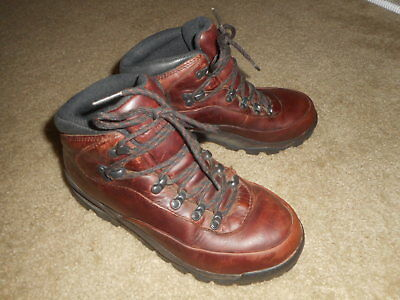 f8564d6b286 LL BEAN WOMENS WATERPROOF INSULATED HIKING BOOTS TEK 2.5 Size 7 M ...