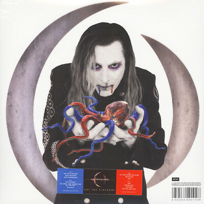A Perfect Circle - Eat The Elephant Red / Blue  (2LP - 2018 - US - Original)