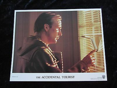 THE ACCIDENTAL TOURIST lobby card #4  WILLIAM HURT