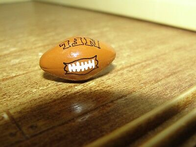 Dollhouse Miniature Brown Football     MIP