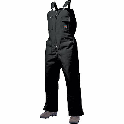 Tough Duck Insulated Overall-M Black #753716BLKM