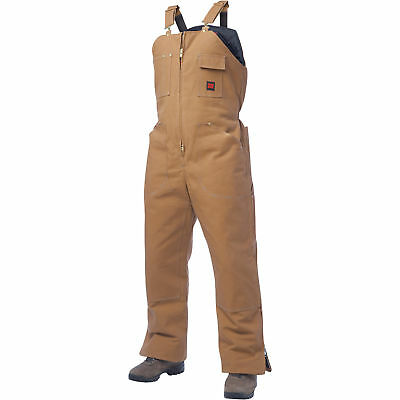 Tough Duck Insulated Overall-XL Brown #753716BRNXL