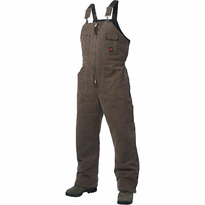 Tough Duck Washed Insulated Overall-M Chestnut #75371BCHESTNUTM