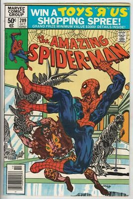 Amazing Spider-Man # 209 Strict VF/NM 1st Appearance Calypso & tons up now