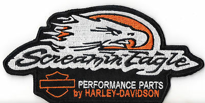 Harley Davidson Screamin Eagle Patch - Discontinued Patch
