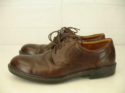 new lower prices newest style of classic chic MENS 11 11.5 sz 45 ECCO Harold Plain Toe Tie Oxfords Shoes ...
