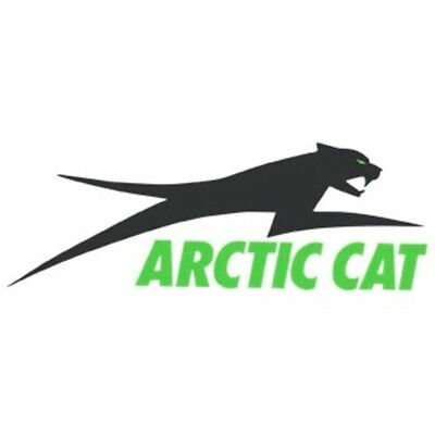 "Arctic Cat Aircat Corporate Decal Sticker - Green - 6"" 12"" 24"" - 4299-72_"