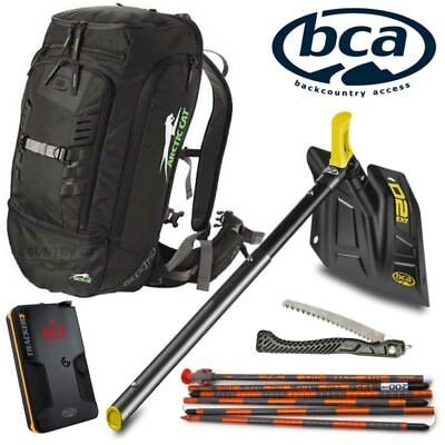 Arctic Cat Backcountry Pro Kit Backpack Tracker3 Beacon Shovel Probe - 7639-766