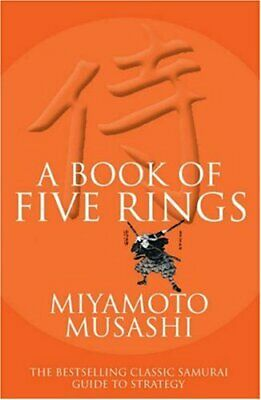 A Book of Five Rings by Miyamoto, Musashi Paperback Book The Cheap Fast Free