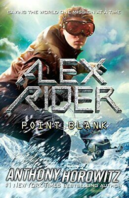 Point Blank (Alex Rider Adventures) by Horowitz, Anthony Book The Cheap Fast