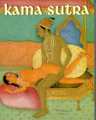 Kama Sutra by LUSTRE Paperback Book The Cheap Fast Free Post