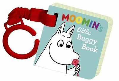 Moomin's Little Buggy Book by Puffin Board book Book The Cheap Fast Free Post