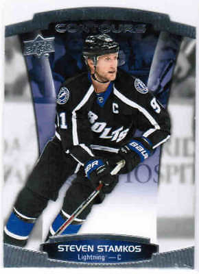 15/16 2016 UD UPPER DECK CONTOURS HOCKEY BASE CARDS (#1-100) U-Pick From List