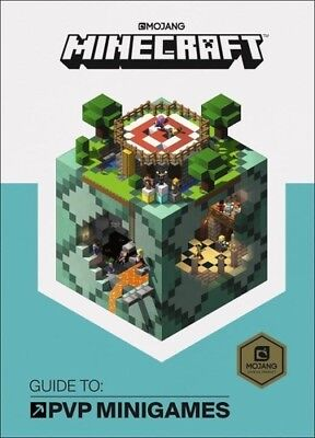 Minecraft: Guide to Minigames [New Book] Hardcover