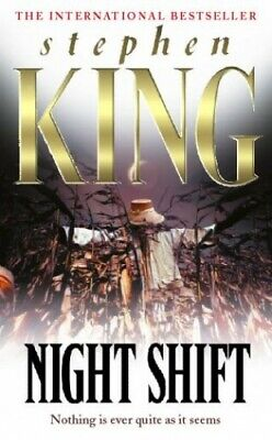 Night Shift by King, Stephen Paperback Book The Cheap Fast Free Post