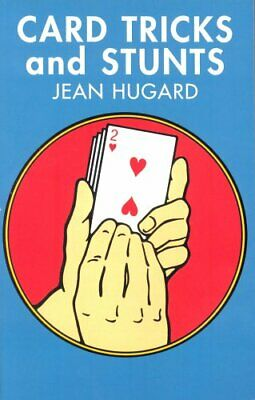 Card Tricks and Stunts by Hugard, Jean Paperback Book The Cheap Fast Free Post