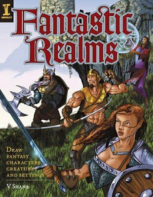 Fantastic Realms by Colclough, V. Shane Paperback Book The Cheap Fast Free Post