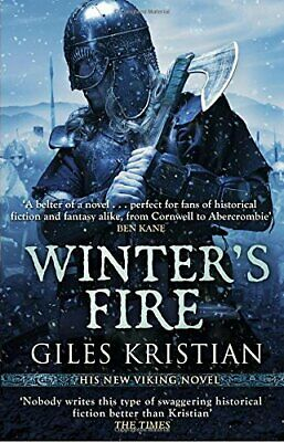 Winter's Fire: (The Rise of Sigurd 2) by Kristian, Giles Book The Cheap Fast