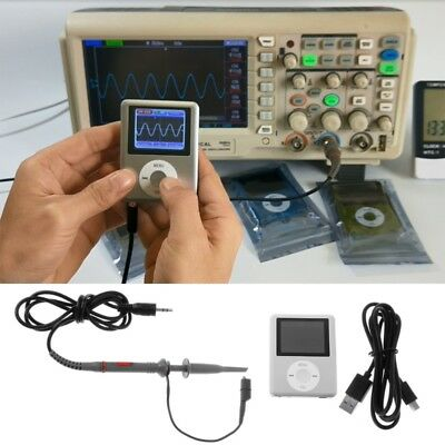 DSO168 Mini Portable Oscilloscope 20MHz Bandwidth 100M Sampling rate with probe