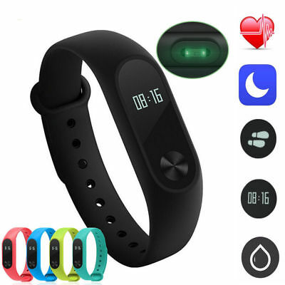 Bracelet Band M2 Bluetooth Smart Watch with Heart Rate Monitor IP67 Waterproof