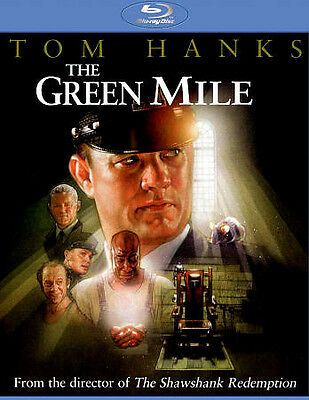 The Green Mile (Blu-ray Disc, 2012) - NEW!!