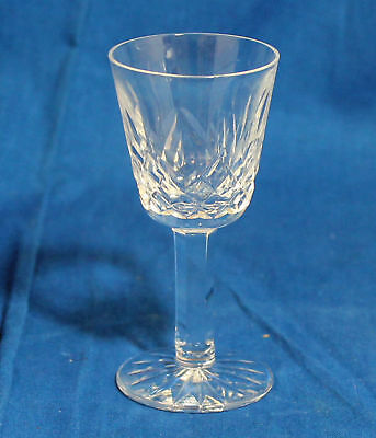 """Waterford Crystal Lismore Small Liqueur Glass, 3 1/2"""""""