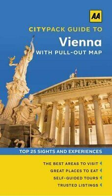 AA Citypack Vienna (Travel Guide) (AA CityPack Guides) by AA Publishing Book The