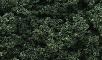 Woodland Scenics Clump Foliage Dark Green 3qt FC184 WOOFC184