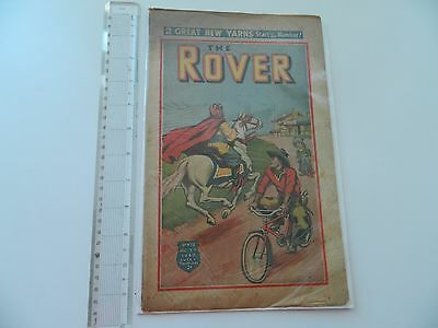 The Rover Comic No 973, 07.12.1940