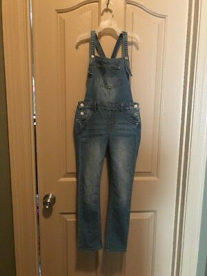 Cat & Jack Overalls Girls Size Small