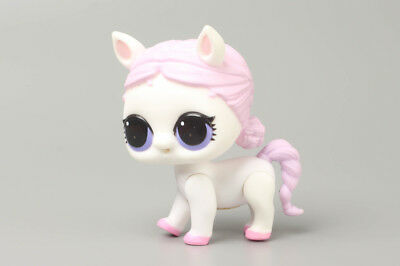 LOL Surprise Doll Pets Eye Spy Series4 Showpony
