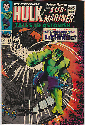 Tales to Astonish   # 97       1967        FN