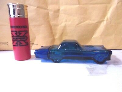 Avon Red Winchester Shotgun Shell  Bottle  ~And~  Ford T-Bird Thunderbird Bottle