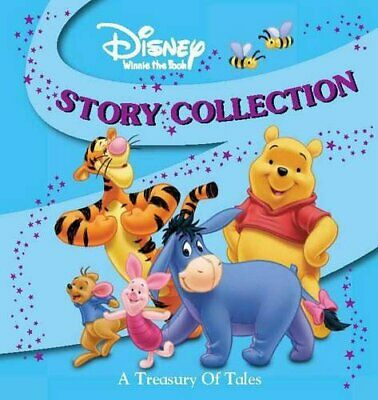 Disney Story Collection:Winnie the Pooh Paperback Book The Cheap Fast Free Post