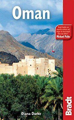 Oman (Bradt Travel Guides) by Darke, Diana Paperback Book The Cheap Fast Free