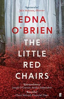 The Little Red Chairs by O'Brien, Edna Book The Cheap Fast Free Post
